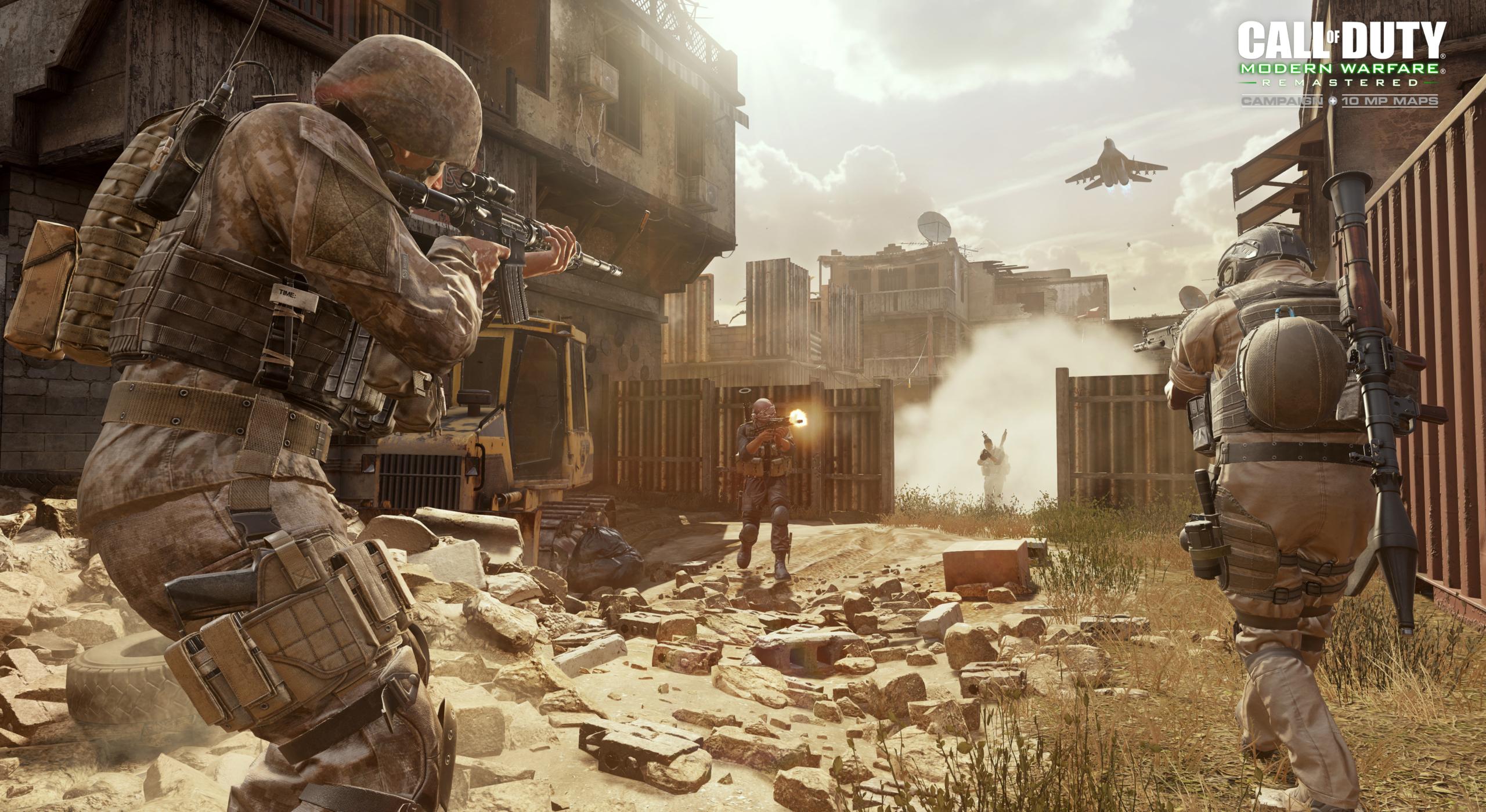 Foto de Call of Duty: Modern Warfare Remastered (3/5)