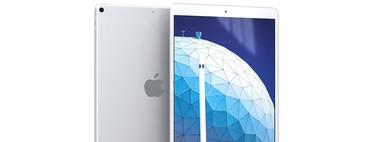 El iPad Air (2019) de 64 GB Wi-Fi está disponible en eBay por 432,25 euros usando este cupón