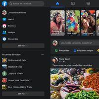 El 'Nuevo Facebook' llega a finalmente a todos los usuarios de México y el mundo: así es el rediseño con modo oscuro incluido