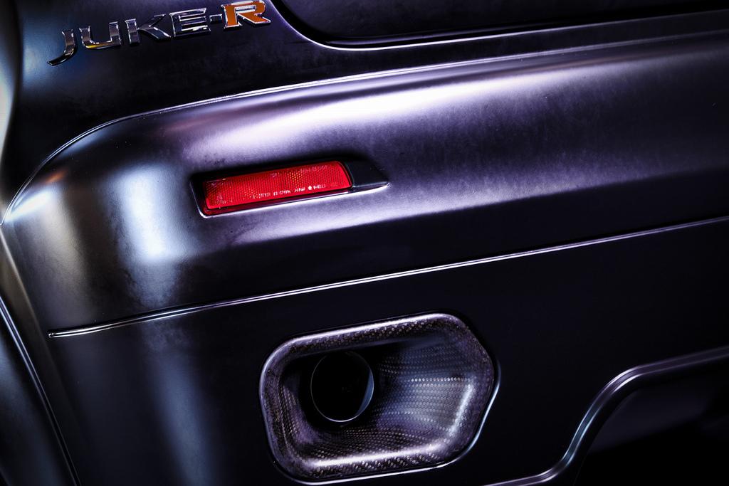 Foto de Nissan Juke-R (1/12)