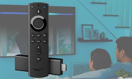 Amazon tiene en sus ofertas de primavera el Fire TV Stick 4K, con 15 euros de descuento: llévatelo por 44,99 euros
