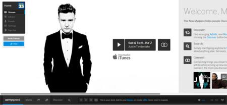 La nueva versión de MySpace ya está disponible para todo el mundo