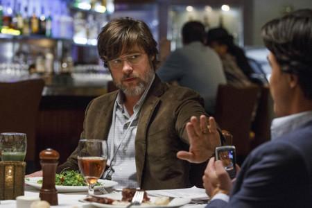 Brad Pitt En La Gran Apuesta