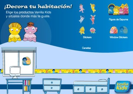 Venilia Kids, decora la habitación infantil con sus personajes favoritos