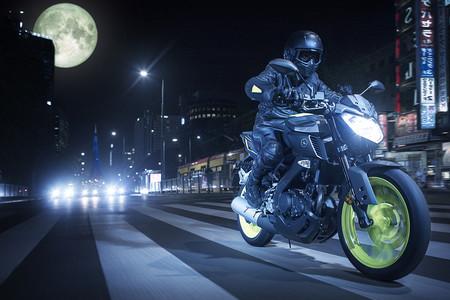 Yamaha Mt 125 2018 01