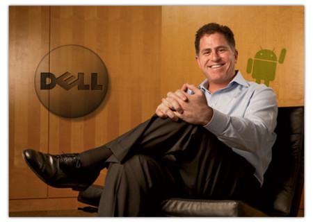¿Trabaja Dell en un teléfono Android?