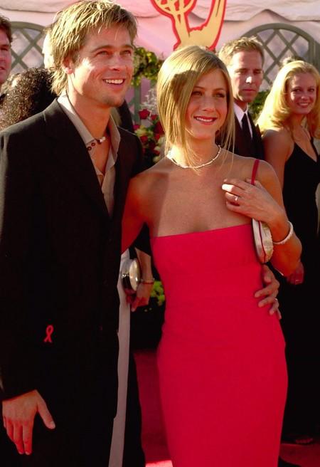 Brad Pitt Y Jennifer A