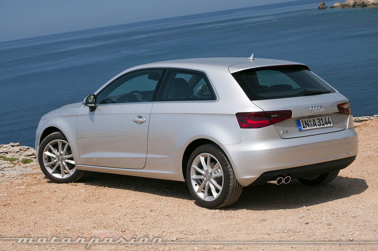 Foto de Audi A3 presentación (22/39)
