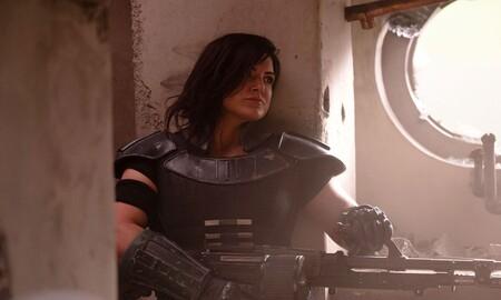 """'The Mandalorian': Hasbro cancela el relanzamiento de la figura de Cara Dune (Gina Carano) porque ya """"no tiene permiso"""" para hacerla"""