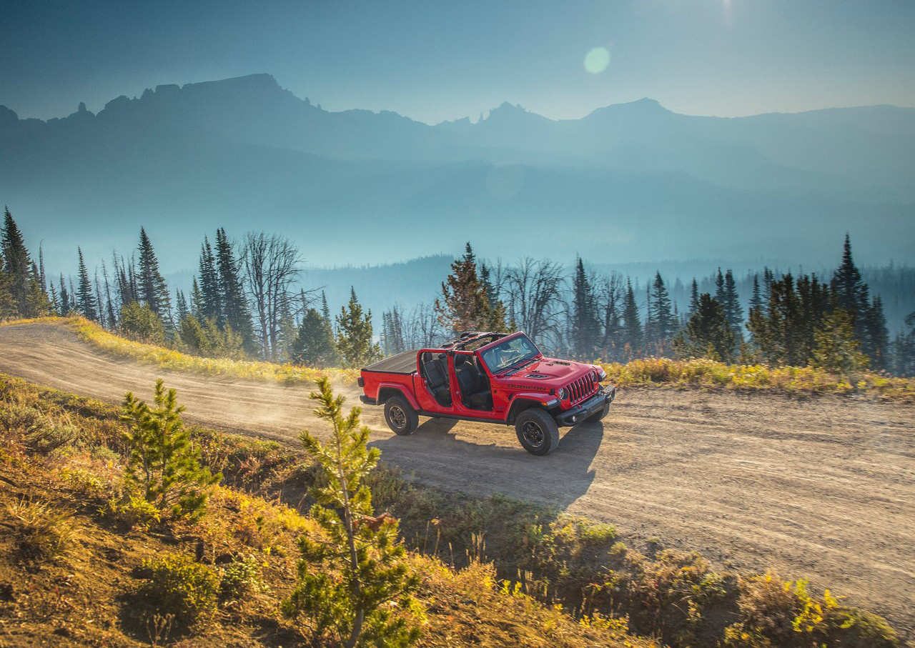 Foto de Jeep Gladiator 2020 (31/51)