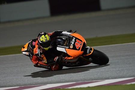 MotoGP Catar 2014: Romano Fenati, Takaaki Nakagami y Aleix Espargaró dan comienzo a la temporada