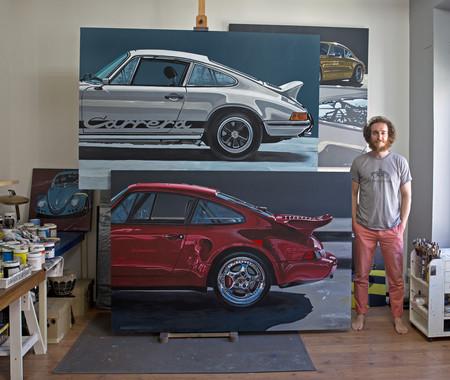 Manu Campa Porsche