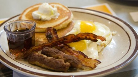 Alimentos no aptos para un desayuno saludable