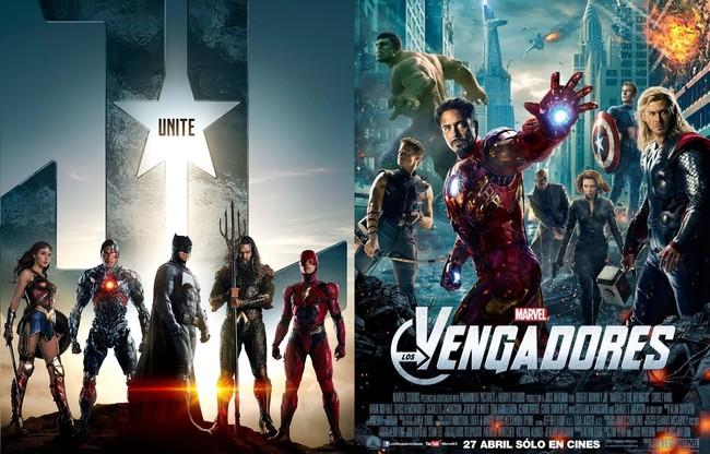 Justicia Vengadores