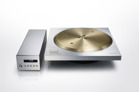 Technics Direct Drive Turntable Sp 10r