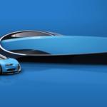 Bugatti Niniette, el Chiron para el agua del que se fabricarán 66 unidades