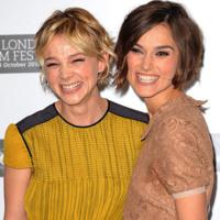 Los últimos looks de Carey Mulligan y Keira Knightley en el London Film Festival