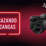 Panasonic Lumix S5, Canon EOS M50, Xiaomi Mi 10 y más cámaras, móviles, ópticas y accesorios al mejor precio en el Cazando Gangas