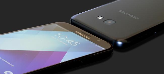 El futuro Samsung Galaxy A7 2018 con aroma a selfies se deja ver en GFXBench
