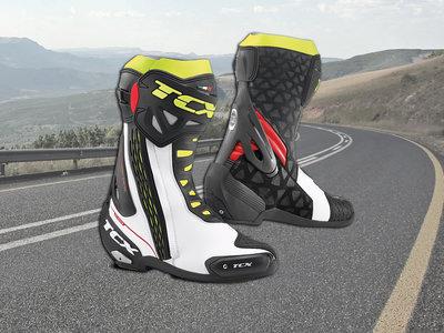 Estás a 299 euros de las nuevas TCX RT-RACE, botas de diseño italiano y máximas prestaciones