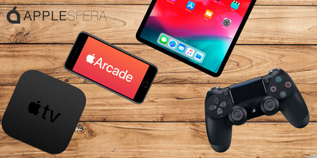 Juega como en una videoconsola: mandos compatibles con iPhone, iPad y Apple TV para disfrutar de Apple Arcade y más (2020)