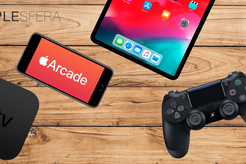 Juega como en una videoconsola: mandos compatibles con iPhone, iPad y Apple TV para disfrutar de Apple Arcade y más (2020)