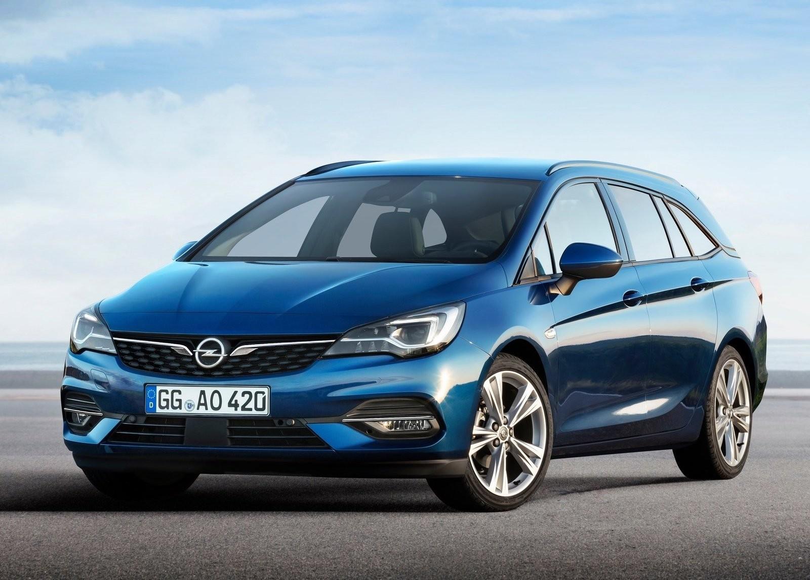 Foto de Opel Astra 2020 (8/10)