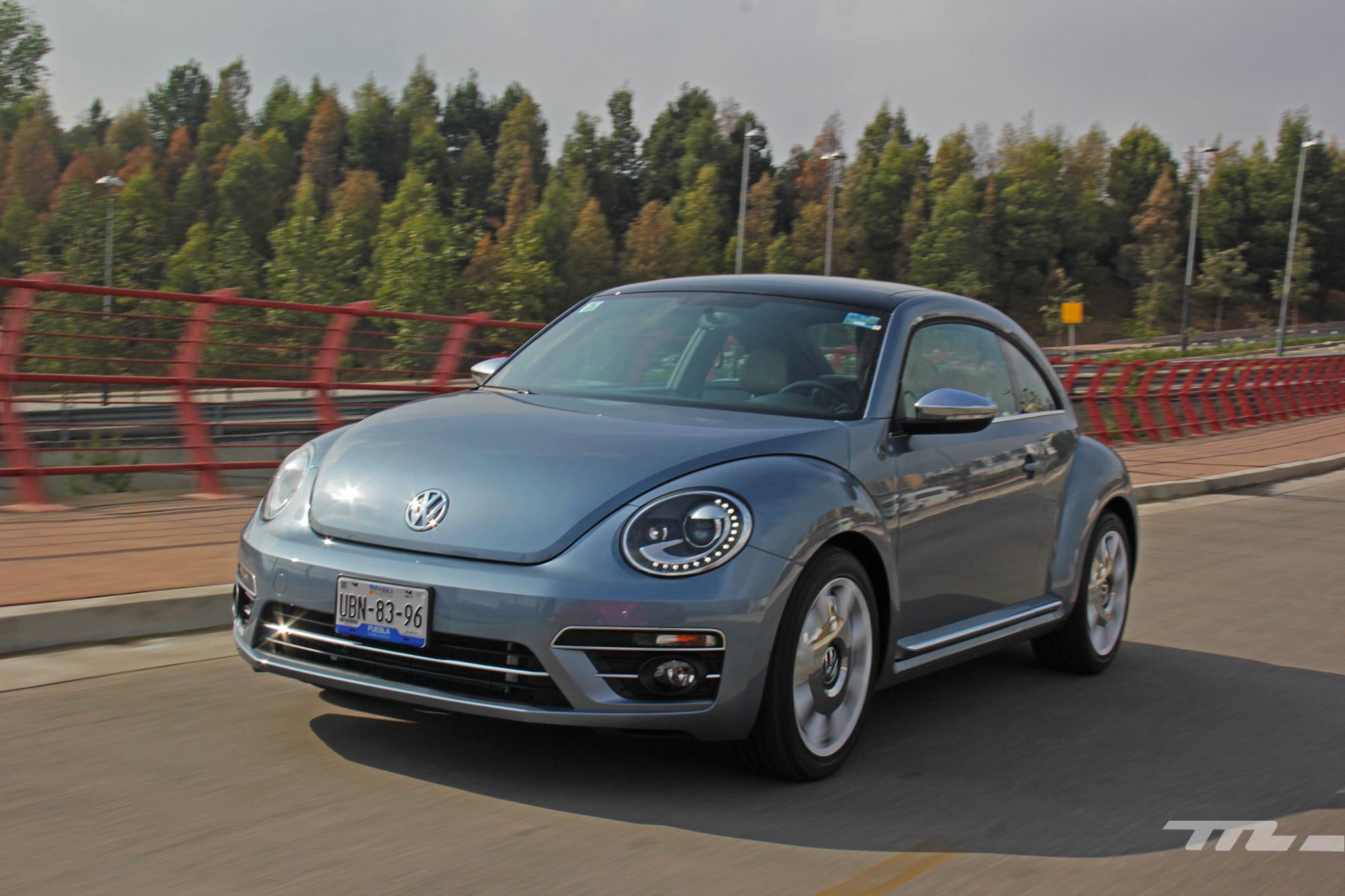 Foto de Volkswagen Beetle Final Edition 2019 prueba (18/25)
