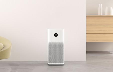 Xiaomi también anuncia su purificador de aire: Mi Air Purifier 3H, con filtro HEPA y compatible con Alexa y Google Assistant