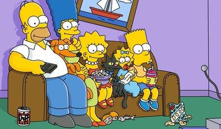 'Los Simpson' y su ejemplo de catolicismo