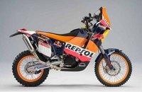 KTM 690 Rally, descubre la máquina