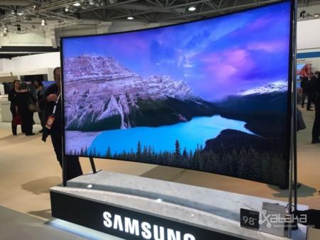 Si el 4K se te queda corto, echa un vistazo a la impresionante nueva tele 8K de Samsung
