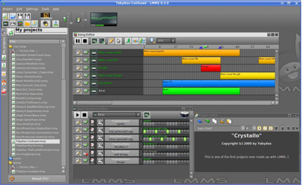 LMMS, Linux MultiMedia Studio