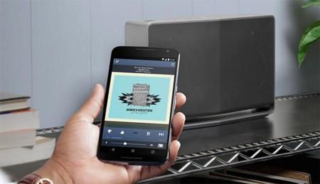 Google Cast: lleva tu música a altavoces y barras de sonido sin necesidad de Chromecast