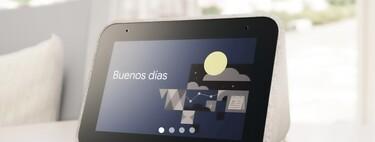 Lenovo Smart Clock a mitad de precio en El Corte Inglés, un despertador con Google Assistant y pantalla táctil por 44 euros