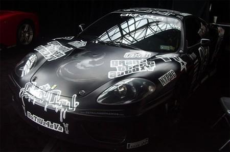 Ferrari GTA IV