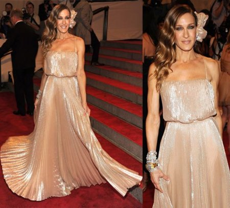 Las mejor vestidas de la Gala MET Costume Institute 2010