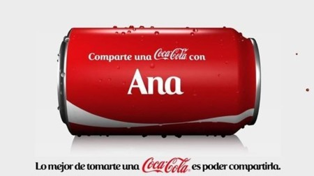 Comparte una CocaCola