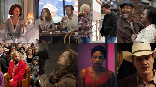 Los mejores actores de los Oscars 2017