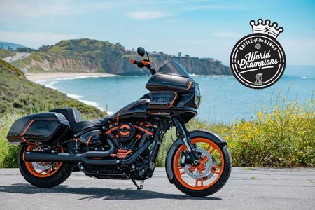 Laidlaw´s Harley-Davidson gana The Battle of the Kings 2019 y es la nueva reina del custom mundial