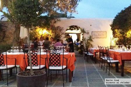 Restaurante Can Berri Vell, cocina mediterránea de vanguardia en Sant Agustí des Vedrà