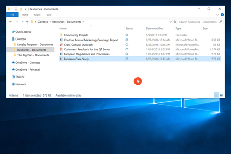 Windows 10 incluirá una función para que no te preocupes más por la falta de espacio en tu disco