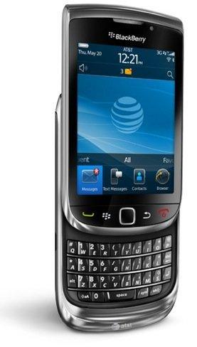 Blackberry Torch, utilízalo como quieras