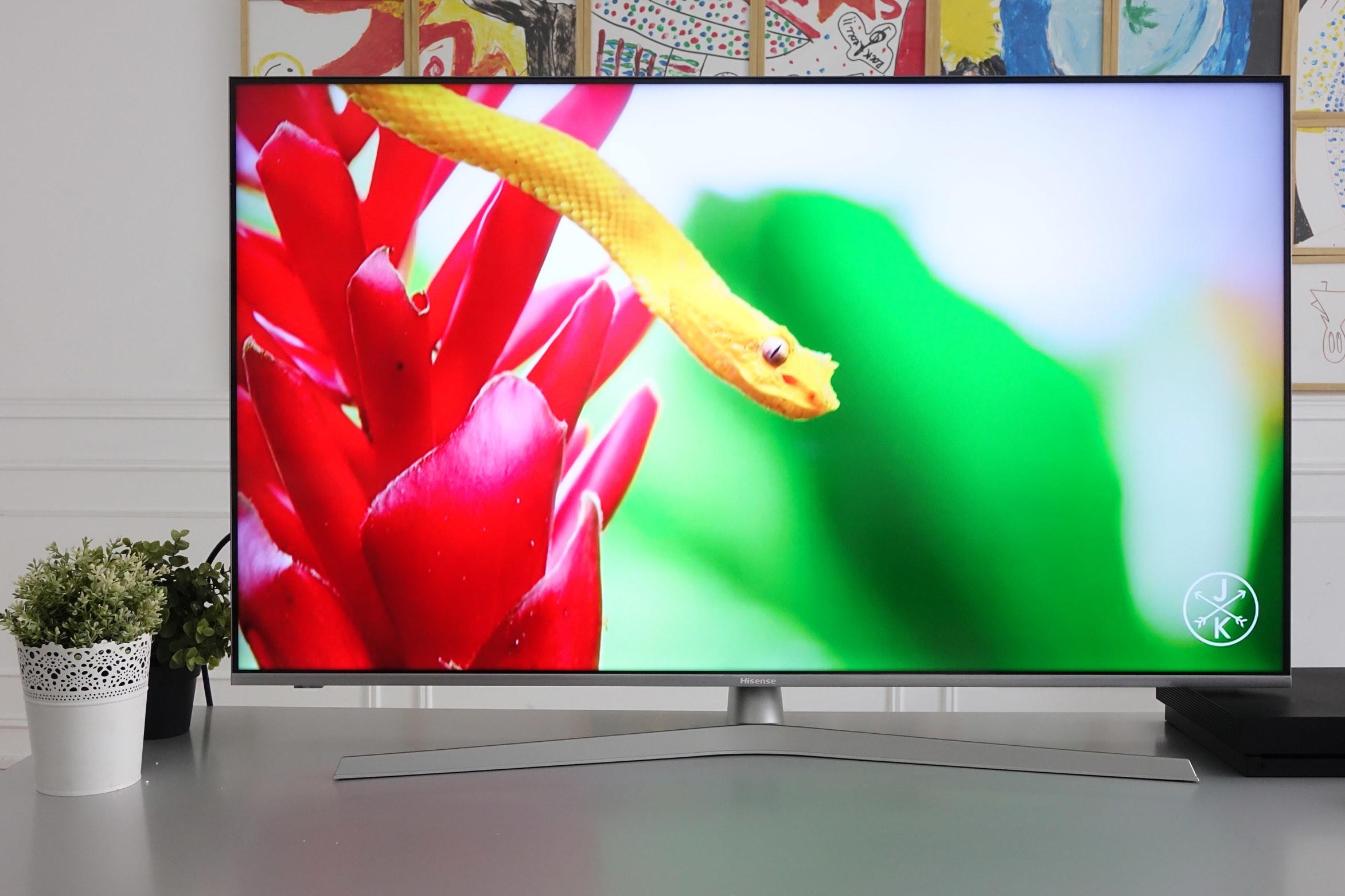 Foto de Televisor Hisense H50U7B ULED 4K UHD (44/48)