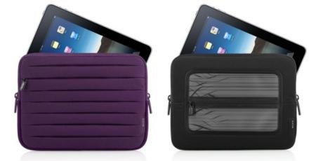 Belkin presenta ya sus primeras fundas para el iPad