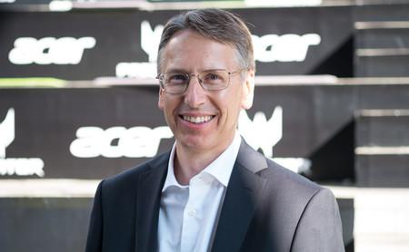 """""""La innovación en PCs se centrará en la batería y en el 'always-on'"""": entrevista a Emmanuel Fromont, presidente de Acer EMEA"""