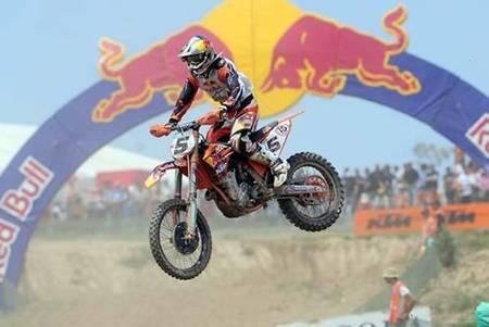 Campeonato del Mundo de Motocross 2009, sexta prueba: España
