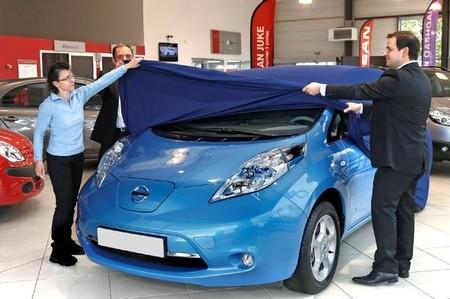 Ya se venden más de 20.000 coches eléctricos al mes en el mundo
