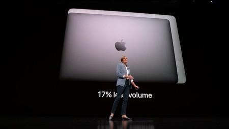 Apple Macbook Air 2018 Tamano