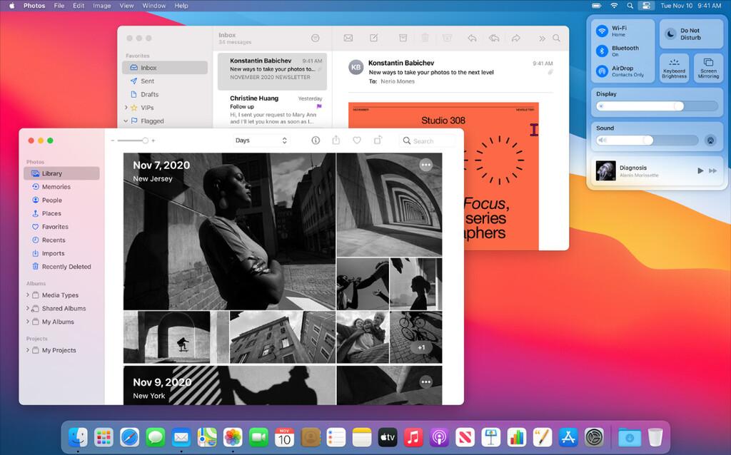 La actualización a macOS 11.0 Big Sur está dejando algunos MacBook Pro inservibles